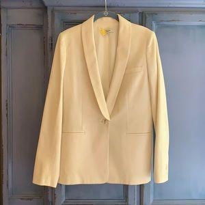 Madewell off white blazer